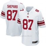 Camiseta New York Giants Shepard Blanco Nike Game NFL Nino