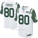 Camiseta New York Jets Chrebet Blanco Nike Game NFL Nino