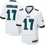 Camiseta Philadelphia Eagles Agholor Blanco Nike Game NFL Hombre