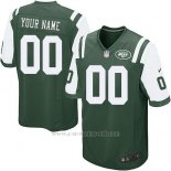 Camisetas NFL Limited Nino New York Jets Personalizada Verde