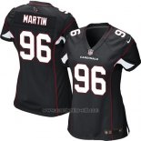 Camiseta Arizona Cardinals Martin Negro Nike Game NFL Mujer