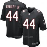 Camiseta Atlanta Falcons Beasley Jr Nike Game NFL Negro Hombre