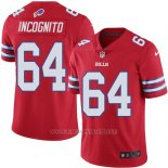 Camiseta Buffalo Bills Incognito Rojo Nike Legend NFL Hombre
