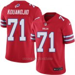 Camiseta Buffalo Bills Kouandjio Rojo Nike Legend NFL Hombre