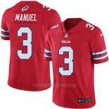 Camiseta Buffalo Bills Manuel Rojo Nike Legend NFL Hombre