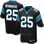 Camiseta Carolina Panthers Benwikere Negro Nike Game NFL Hombre