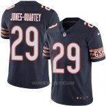 Camiseta Chicago Bears Jones-Quartey Profundo Azul Nike Legend NFL Hombre