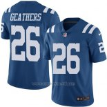 Camiseta Indianapolis Colts Geathers Azul Nike Legend NFL Hombre