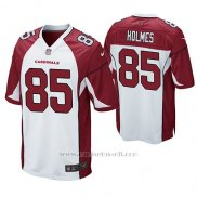 Camiseta NFL Game Hombre Arizona Cardinals Gabe Holmes Blanco