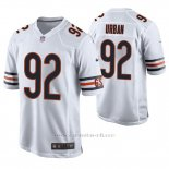 Camiseta NFL Game Hombre Chicago Bears Brent Urban Blanco