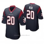 Camiseta NFL Game Hombre Houston Texans Justin Reid Azul