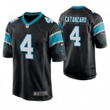 Camiseta NFL Game Hombre Panthers Chandler Catanzaro Negro