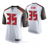 Camiseta NFL Game Hombre Tampa Bay Buccaneers Jamel Dean Blanco