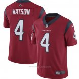 Camiseta NFL Game Houston Texans 4 Deshaun Watson Rojo
