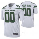 Camiseta NFL Game New York Jets Personalizada Game Blanco