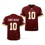 Camiseta NFL Game Nino Washington Redskins Antonio Gandy-Golden Rojo