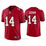 Camiseta NFL Game Tampa Bay Buccaneers Chris Godwin 2020 Vapor Rojo