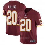 Camiseta NFL Game Washington Redskins 20 Landon Collins Rojo