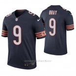 Camiseta NFL Legend Hombre Chicago Bears Tyler Bray Azul Color Rush