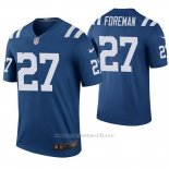 Camiseta NFL Legend Hombre Indianapolis Colts D'onta Foreman Azul Color Rush