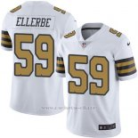 Camiseta New Orleans Saints Ellerbe Blanco Nike Legend NFL Hombre