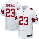 Camiseta New York Giants Jennings Blanco Nike Game NFL Nino