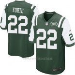 Camiseta New York Jets Forte Verde Nike Game NFL Nino