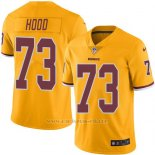 Camiseta Washington Redskins Hood Amarillo Nike Legend NFL Hombre2