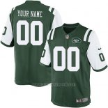 Camisetas NFL Limited Hombre New York Jets Personalizada Verde