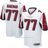 Camiseta Atlanta Falcons Hageman Blanco Nike Game NFL Hombre