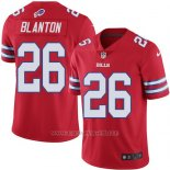 Camiseta Buffalo Bills Blanton Rojo Nike Legend NFL Hombre