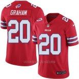 Camiseta Buffalo Bills Graham Rojo Nike Legend NFL Hombre