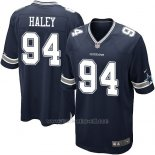 Camiseta Dallas Cowboys Haley Negro Nike Game NFL Nino
