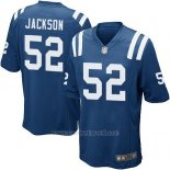 Camiseta Indianapolis Colts Jackson Azul Nike Game NFL Hombre