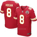 Camiseta Kansas City Chiefs Hogan Rojo Nike Elite NFL Hombre