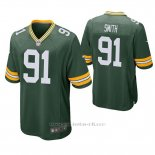 Camiseta NFL Game Hombre Green Bay Packers Preston Smith Verde