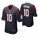 Camiseta NFL Game Hombre Houston Texans Deandre Hopkins Azul