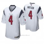 Camiseta NFL Game Hombre Houston Texans Deshaun Watson Blanco