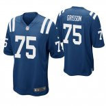 Camiseta NFL Game Hombre Indianapolis Colts Geneo Grissom Azul
