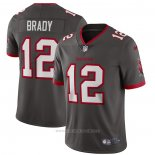 Camiseta NFL Game Tampa Bay Buccaneers Tom Brady 2020 Vapor Gris