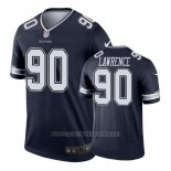 Camiseta NFL Legend Hombre Dallas Cowboys Demarcus Lawrence Azul