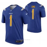 Camiseta NFL Legend Los Angeles Chargers Ty Long Color Rush Azul