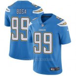 Camiseta NFL Limited Hombre Los Angeles Chargers 99 Joey Bosa Electric Azul Alterno Stitched Apor Untouchable