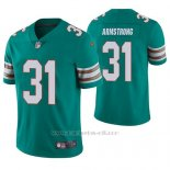 Camiseta NFL Limited Hombre Miami Dolphins Cornell Armstrong Aqua Vapor Untouchable