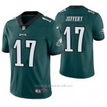 Camiseta NFL Limited Hombre Philadelphia Eagles Alshon Jeffery Verde Vapor Untouchable