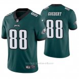 Camiseta NFL Limited Hombre Philadelphia Eagles Dallas Goedert Verde Vapor Untouchable