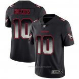 Camiseta NFL Limited Houston Texans Hopkins Smoke Fashion Negro