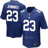 Camiseta New York Giants Jennings Azul Nike Game NFL Nino