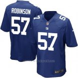 Camiseta New York Giants Robinson Azul Nike Game NFL Nino
