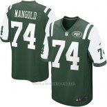 Camiseta New York Jets Mangold Verde Nike Game NFL Nino
